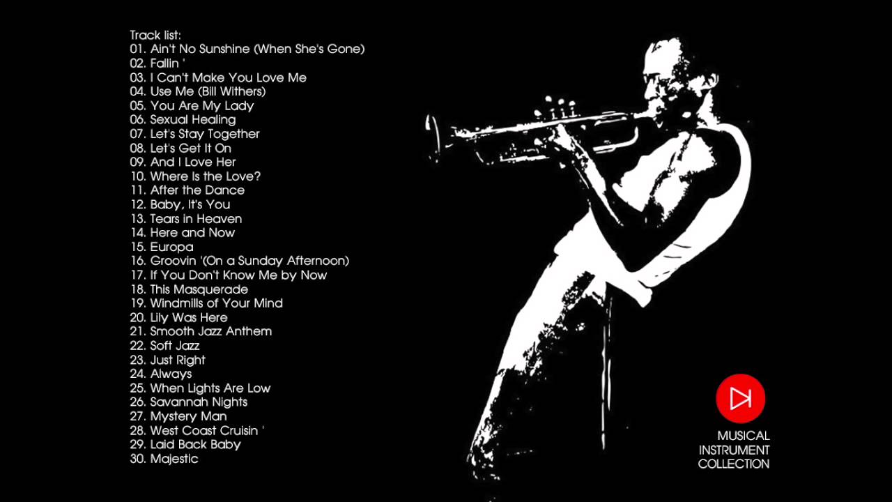 Soft Jazz Sexy Instrumental Relaxation Saxophone Music 2013 Collection 5