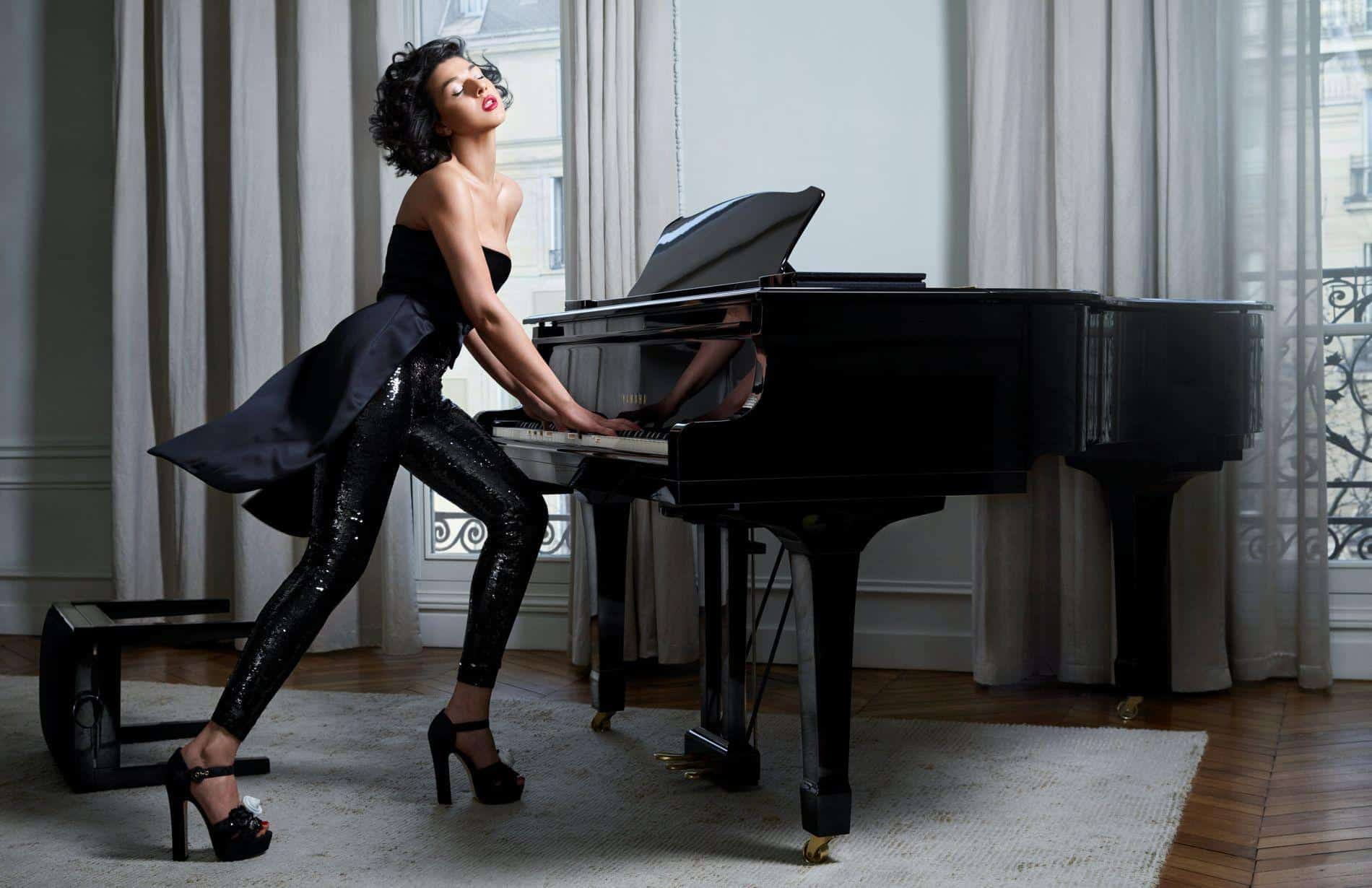Beethoven Piano Concerto No.1 In C Major Op.15 - Zubin Mehta, Khatia Buniatishvili 2