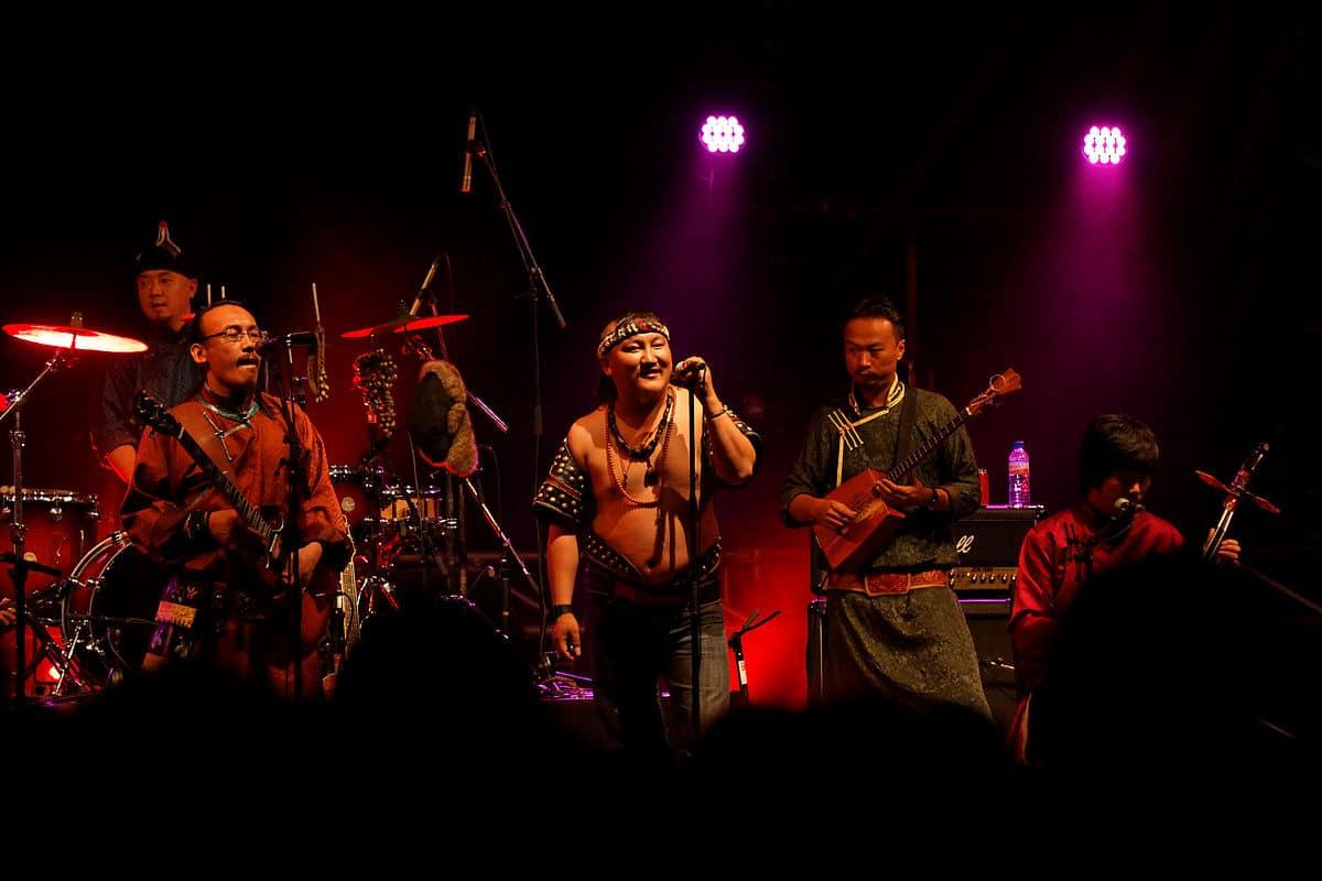 Hanggai Band 4