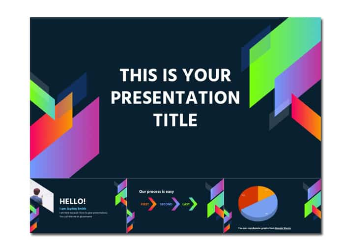 mẫu slide powerpoint đẹp miễn phí 14