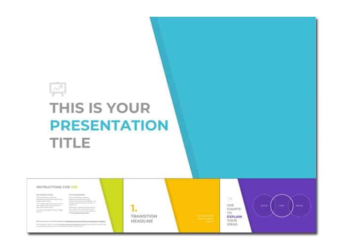 mẫu slide powerpoint đẹp miễn phí 15