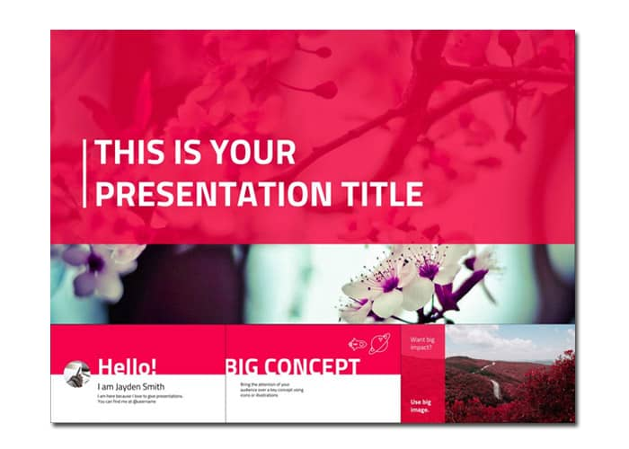 mẫu slide powerpoint đẹp miễn phí 17