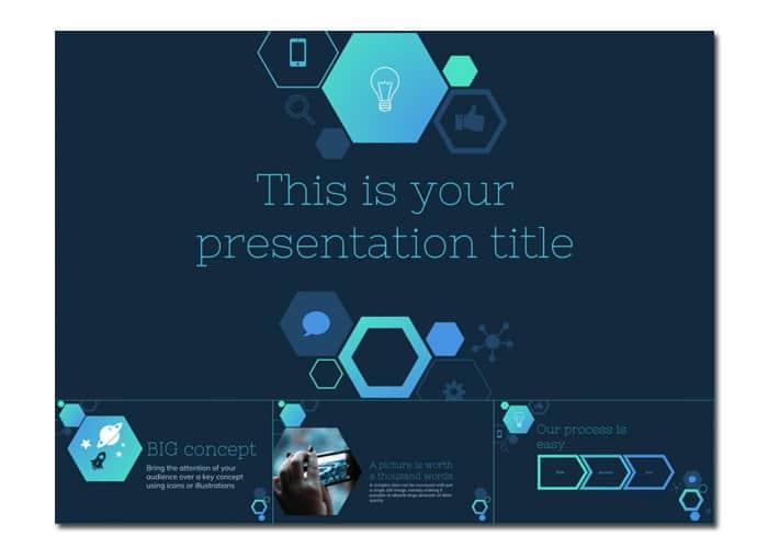 mẫu slide powerpoint đẹp miễn phí 24