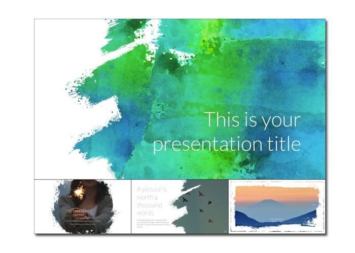 mẫu slide powerpoint đẹp miễn phí 6
