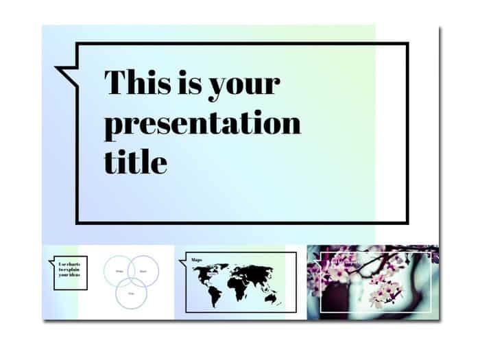 mẫu slide powerpoint đẹp miễn phí 9