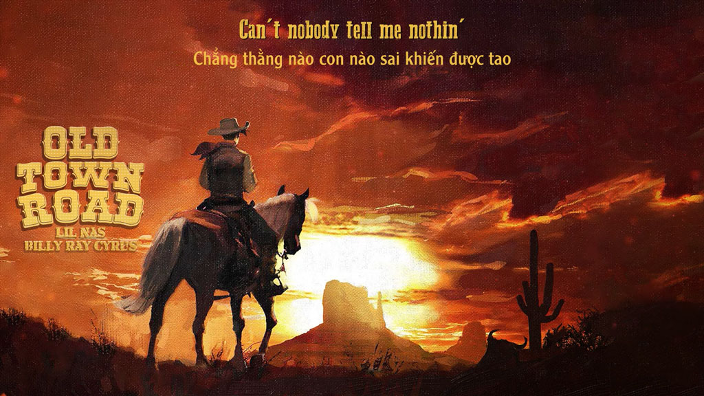Old Town Road - Lil Nas X ft. Billy Ray Cyrus 10