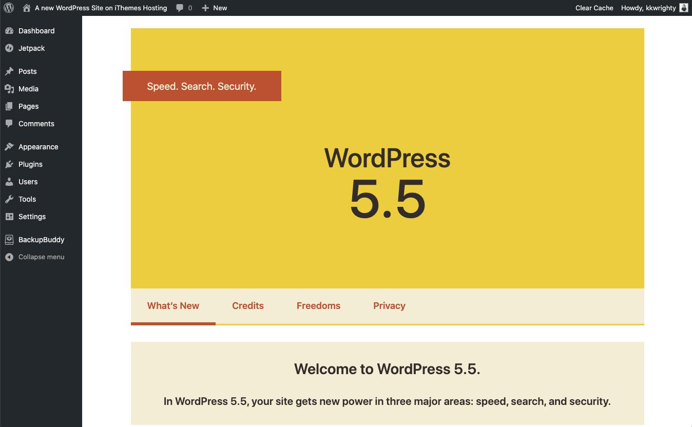 WordPress 5.5 và vài code bỏ lazy load, sitemap 2