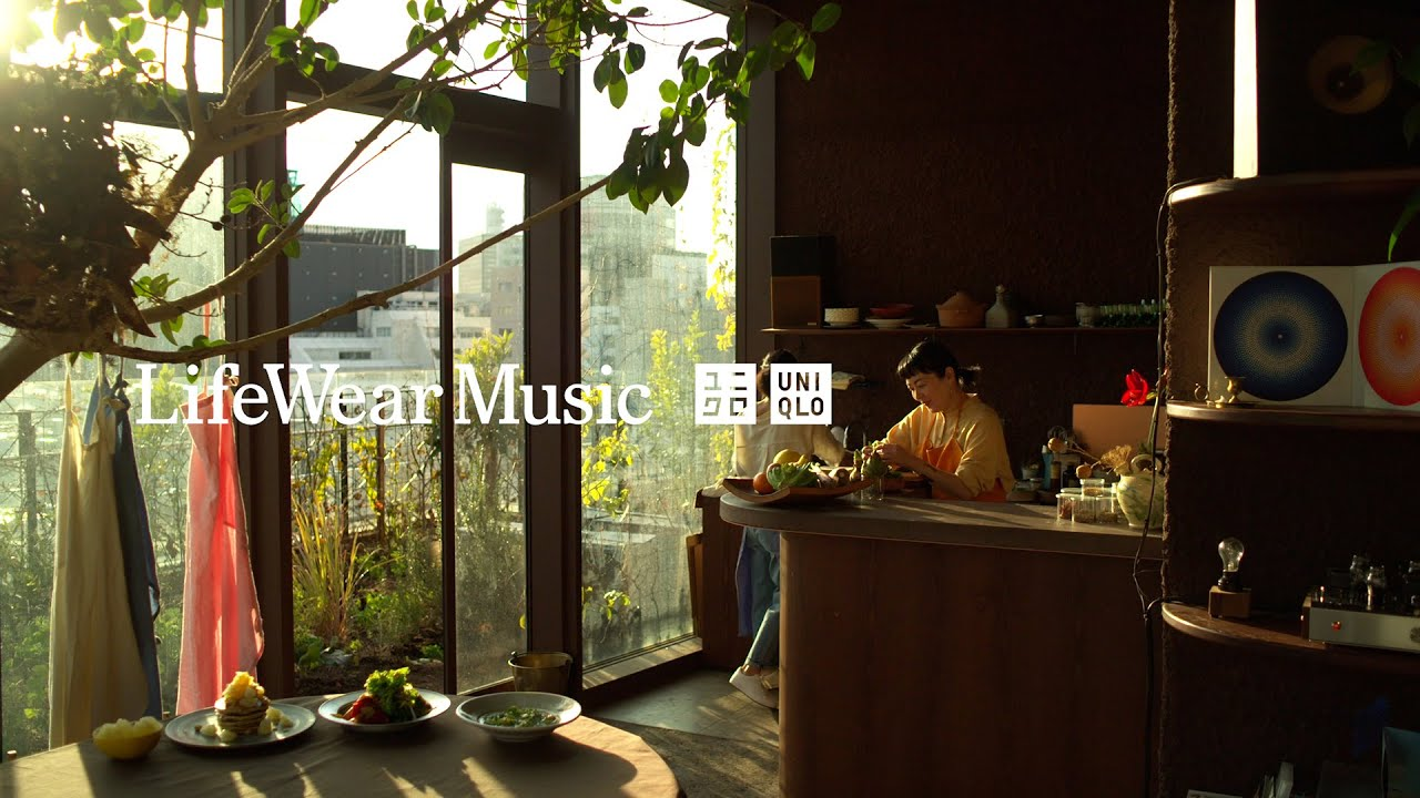 LifeWear Music: Every day in the kitchen where spring smiles 9