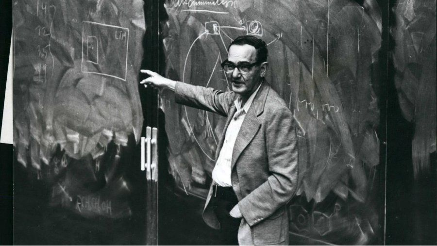 Chân dung nhà khoa học Herbert A.Simon, cha đẻ The Science of the Artificial