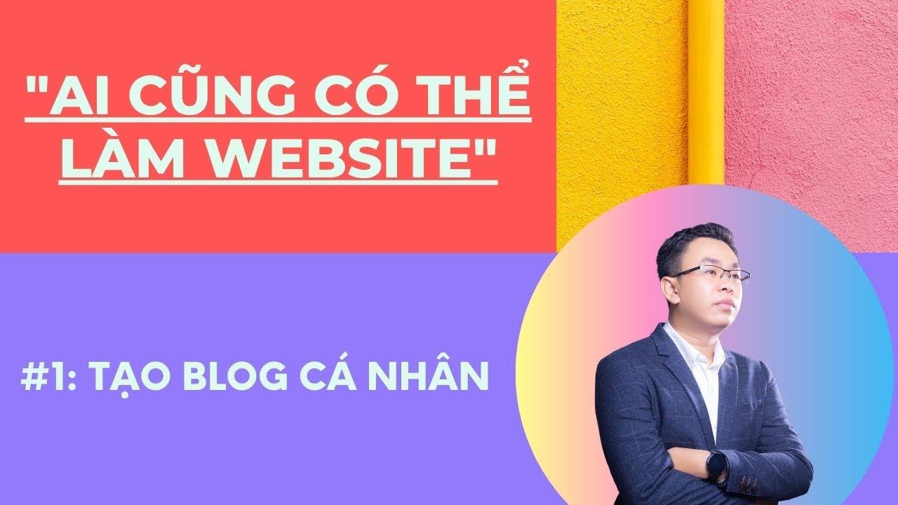 Tạo blog cá nhân dễ dàng chuyên nghiệp với WordPress - Miễn phí hosting từ Bình Minh IT 3